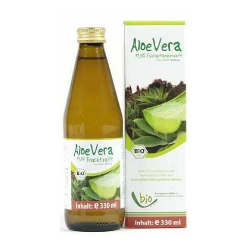 Medicura Aloe Vera BIO 100%-os Juice 330 ml
