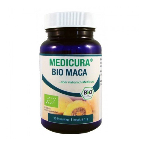 Medicura Bio Maca 60 db tabletta