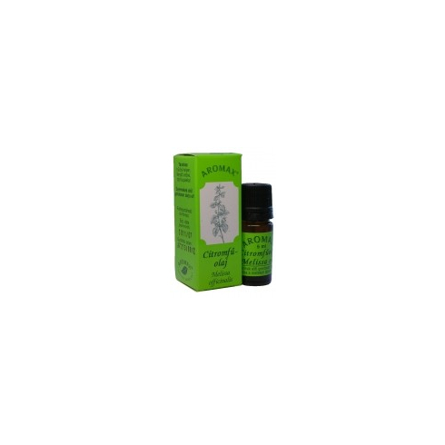 AROMAX Citromfű illóolaj 5 ml