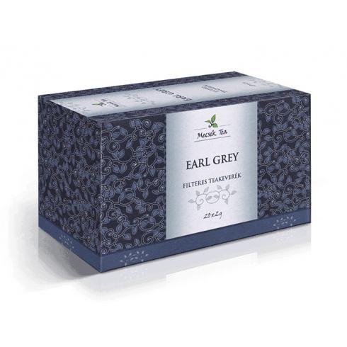 Mecsek earl gray tea filteres