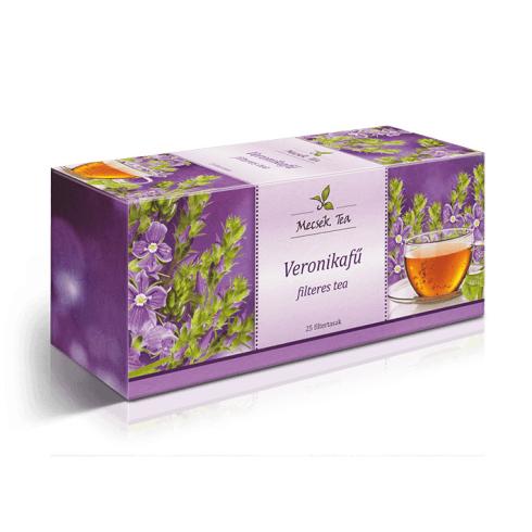 MECSEK Veronikafű tea 25 filteres/EP kártyára adható/