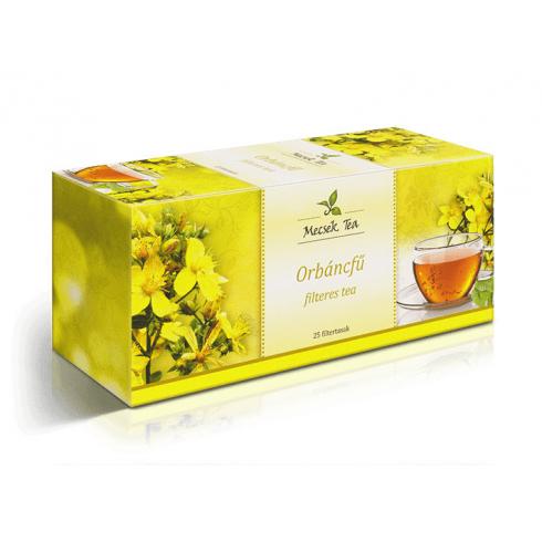 MECSEK Orbáncfű tea 25 filteres/EP kártyára adható/
