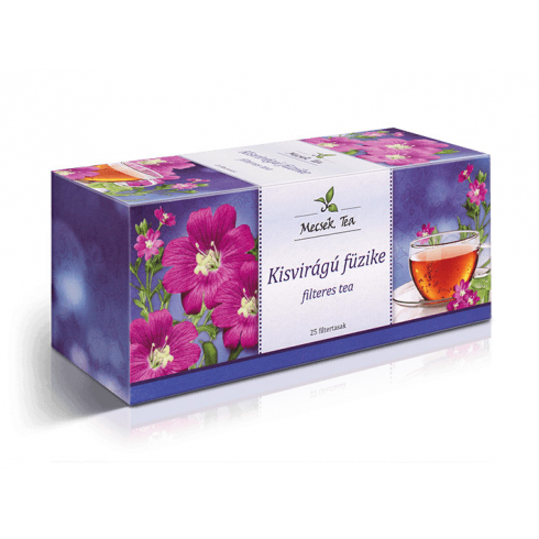 MECSEK Kisvirágú füzike tea 25 filteres/EP kártyára adható
