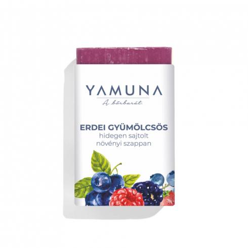 Yamuna hidegen sajtolt erdei gyümölcs  szappan