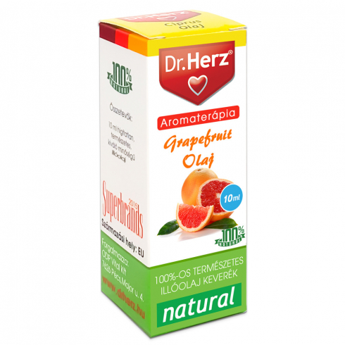 Dr. Herz Grapefruit Illóolaj 10ml