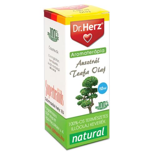 Dr.Herz Ausztrál teafaolaj 10ml