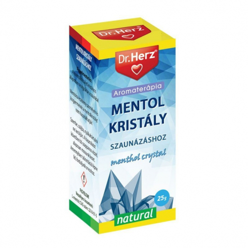 Dr.Herz Mentolkristály 50g