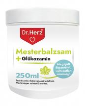 Dr. Herz Mester Balzsam + Glükozamin