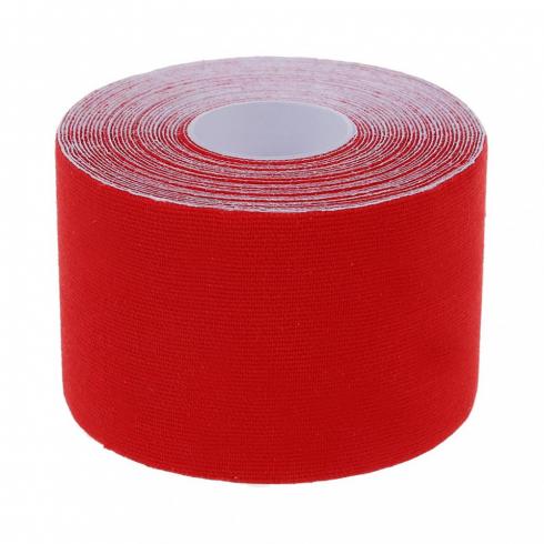 Kinesio tape (szalag) piros 5cmx5m