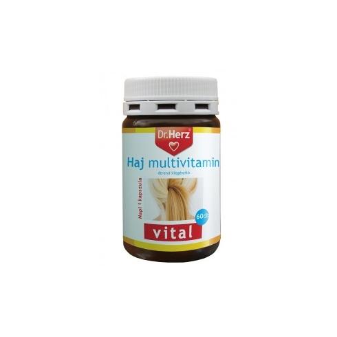 Dr. Herz Haj Multivitamin kapszula