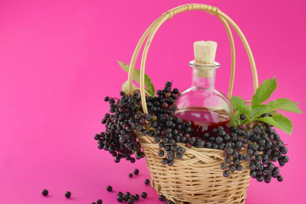 Medicura Bio bodza bogyó 100%-os juice 330 ml