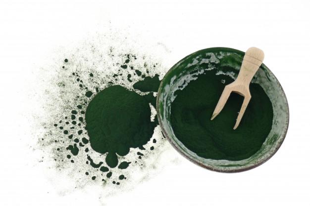 DR Herz Spirulina alga kapszula 90db